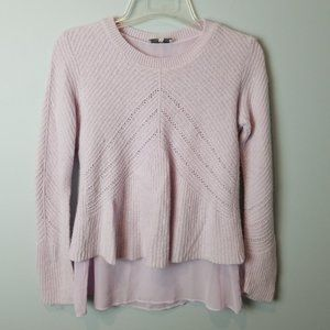 Lucky Brand Nico layered sweater